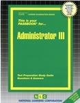 Administrator III