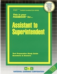 Assistant to Superintendent