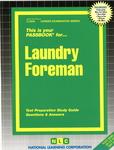 Laundry Foreman