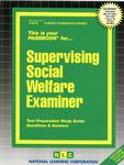Supervising Social Welfare Examiner