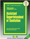 Assistant Superintendent of Sanitation