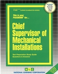 Chief Supervisor of Mechanical Installations