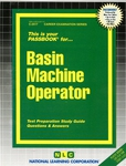 Basin Machine Operator