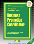 Business Promotion Coordinator
