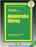 Administrative Attorney