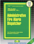 Administrative Fire Alarm Dispatcher