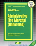Administrative Fire Marshal (Uniformed)