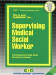 Supervising Medical Social Worker