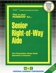 Senior Right-of-Way Aide