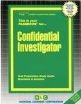 Confidential Investigator