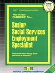 Senior Social Services Employment Specialist