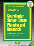 Coordinator, Senior Citizen Planning and Research