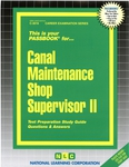 Canal Maintenance Shop Supervisor II