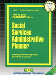 Social Services Administrative Planner