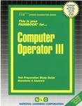 Computer Operator III