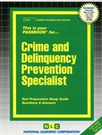 Crime & Delinquency Prevention Specialist