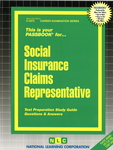 Social Insurance Claims Representative