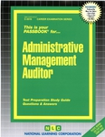 Administrative Management Auditor
