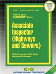 Associate Inspector (Highways & Sewers)