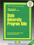 State University Program Aide
