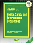 Health, Safety and Environment Occupations