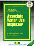 Associate Water Use Inspector
