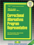 Correctional Alternatives Program Representative