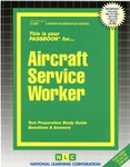 Aircraft Service Worker