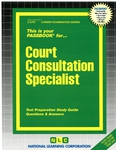 Court Consultation Specialist