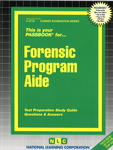 Forensic Program Aide