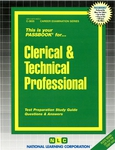 Clerical & Technical Professional