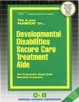 Developmental Disabilities Secure Care Treatment Aide