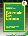 Congregate Care Specialist