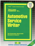 Automotive Service Writer