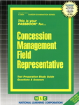 Concession Management Field Representative