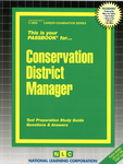 Conservation District Manager