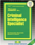 Criminal Intelligence Specialist