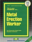 Metal Erection Worker
