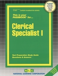 Clerical Specialist I