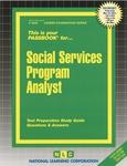 Social Services Program Analyst