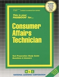Consumer Affairs Technician