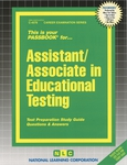 Assistant/Associate in Educational Testing