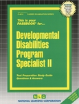 Developmental Disabilities Program Specialist II