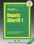 Deputy Sheriff I