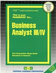 Business Analyst III/IV