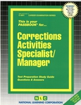 Corrections Activities Specialist/Manager