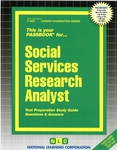 Social Services Research Analyst