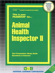 Animal Health Inspector II