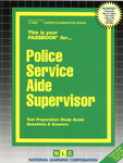 Police Service Aide Supervisor