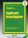 Applicant Investigator